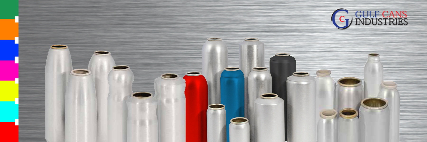 Gulf Cans Industries | Best Cans Factory in UAE